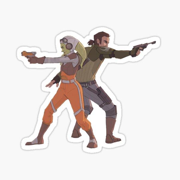 Space Parents Sticker