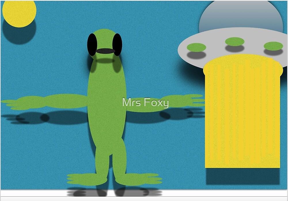 Alien by Mrs Foxy