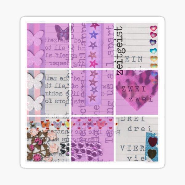 ZEITGEIST Sticker