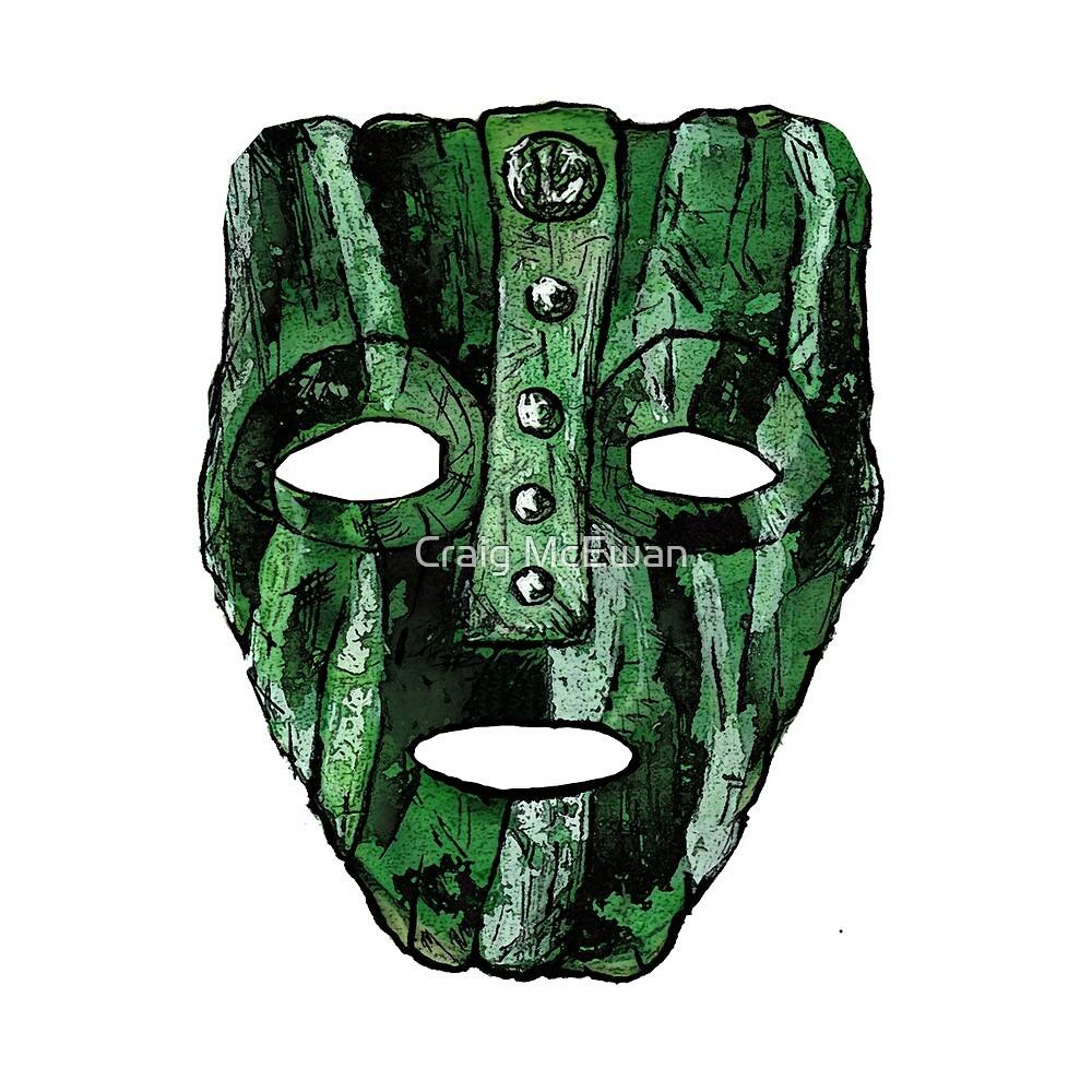 The Mask by Craig McEwan
