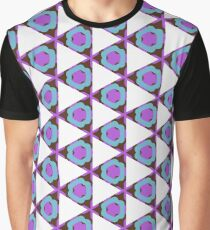 style artwork pattern fashion decor seamless colorful repeat Graphic T-Shirt