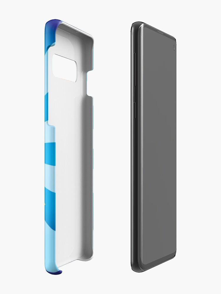 Vista alternativa de Funda y vinilo para Samsung Galaxy Amor y Pasión 7