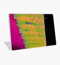 Cobweb colorful Laptop Skin