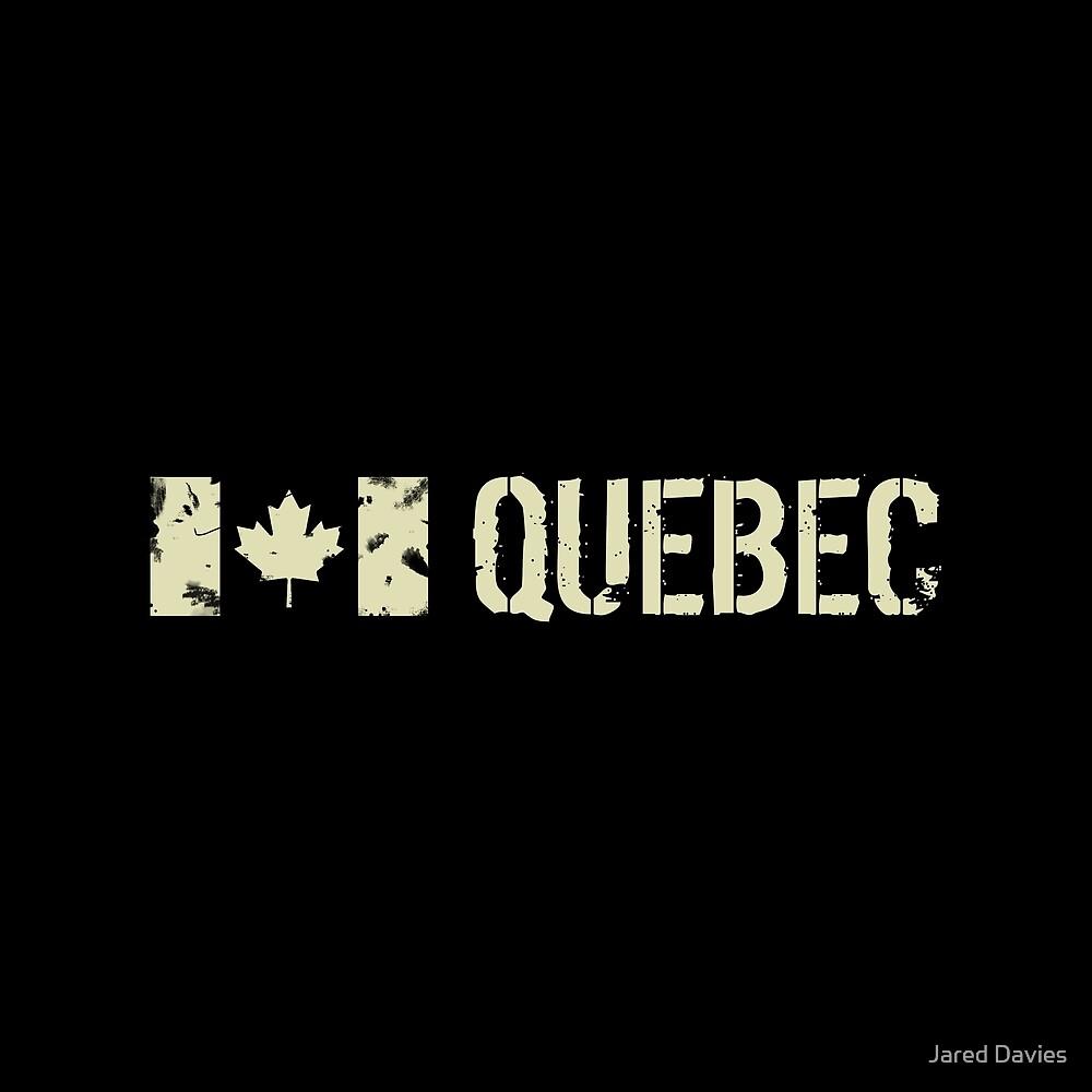 Canadian Flag: Quebec by MilitaryCandA