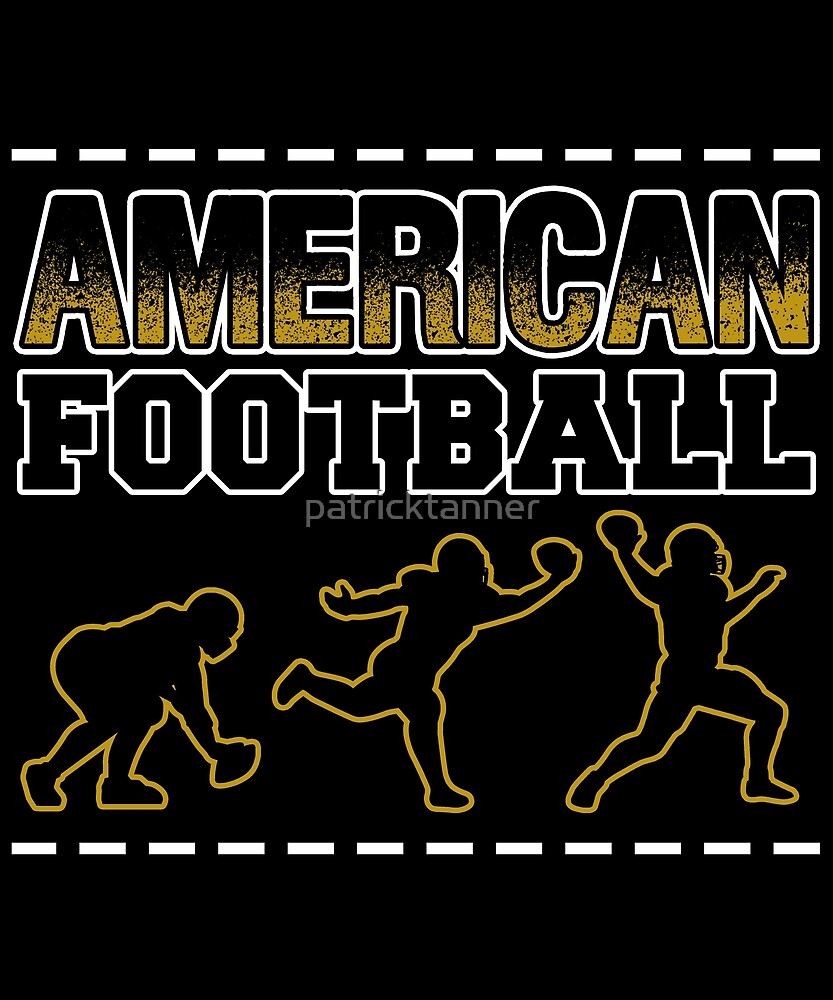 American Football by patricktanner