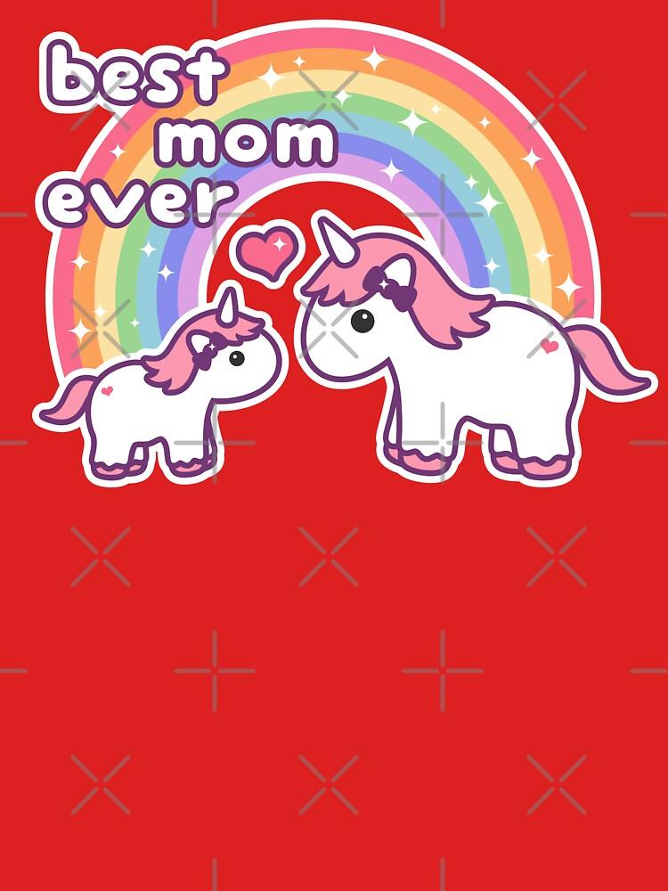 Cute Unicorn Mom by sugarhai