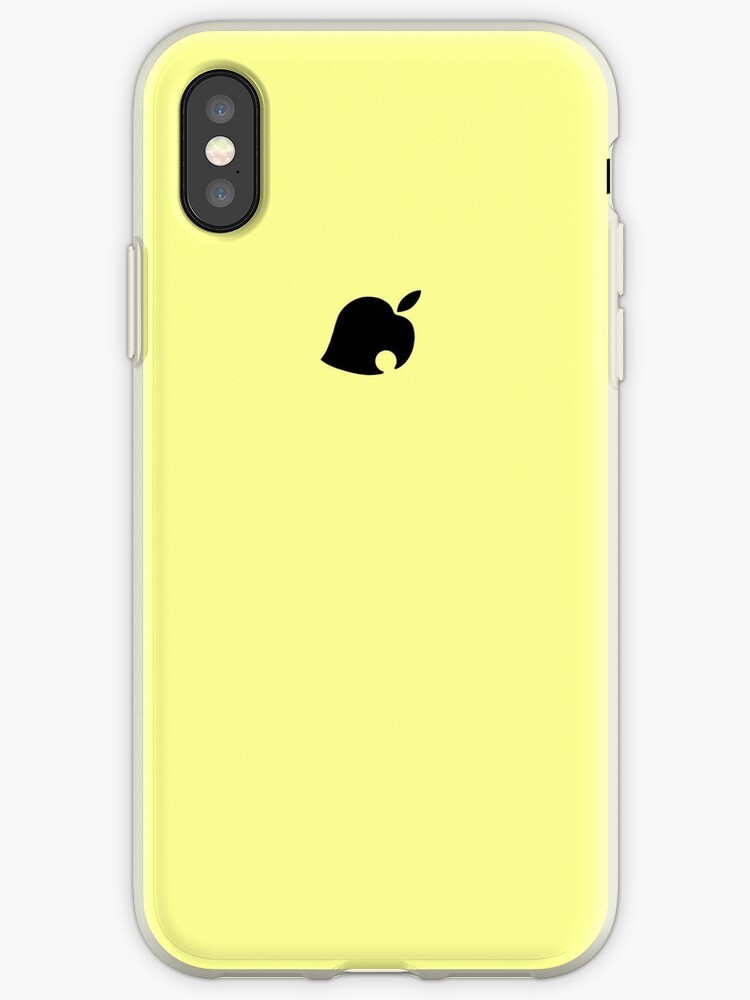 Apple Crossing (Yellow) by staticrabbit