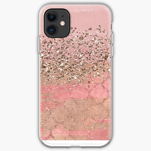 Pink Moroccan Princess  iPhone Soft Case