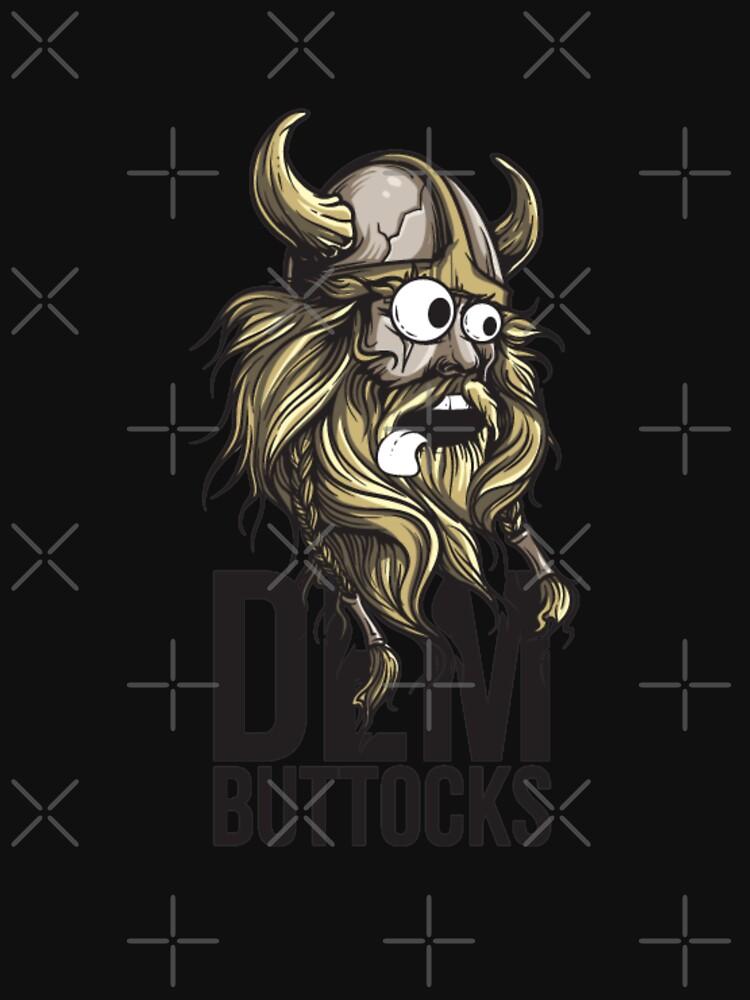 Dem Buttocks by PrintPress