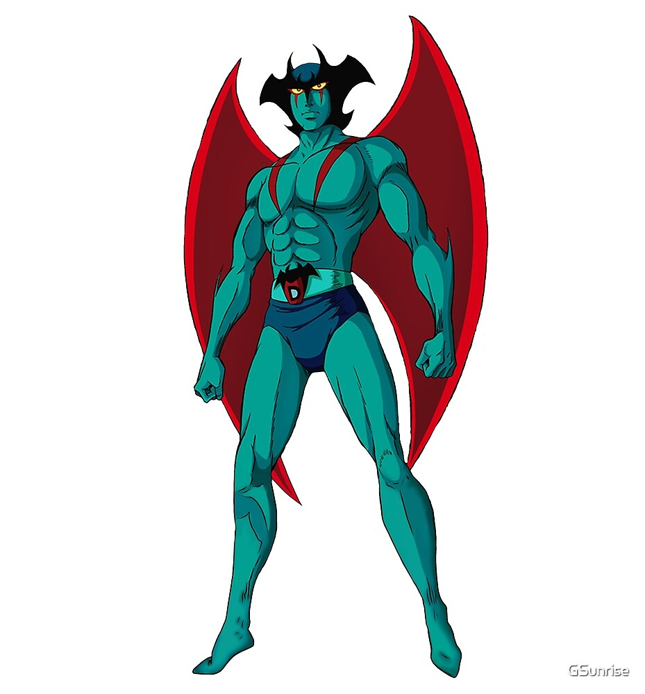 Devilman anime by GSunrise