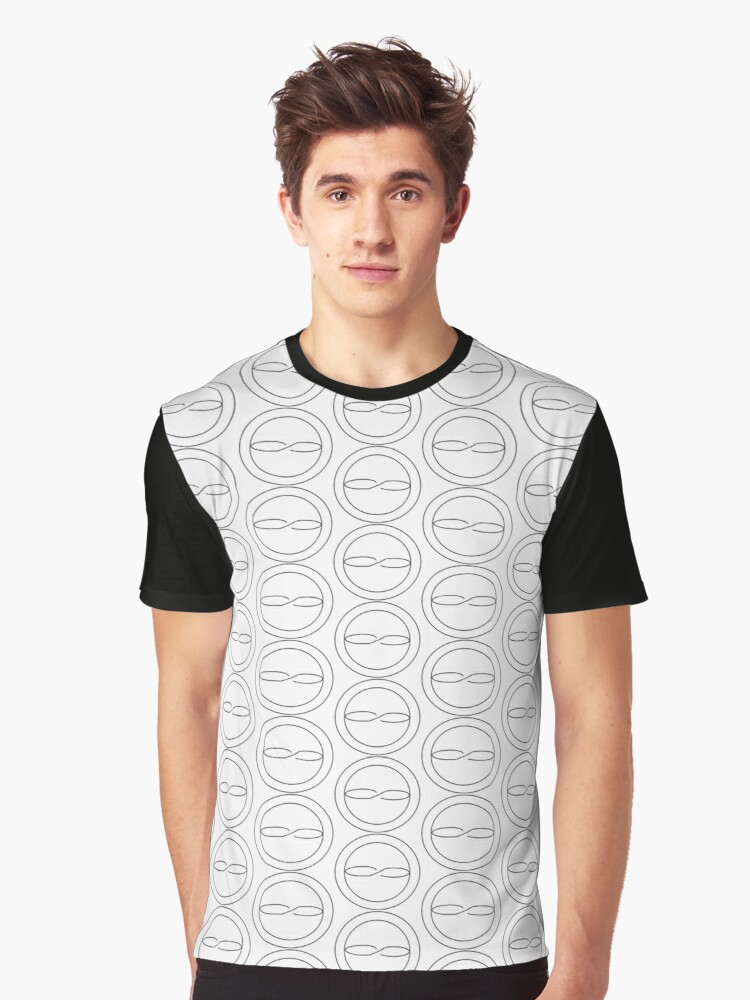 Personal Transmutation Graphic T-Shirt Front