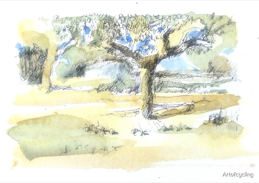 Tree by Artofcycling