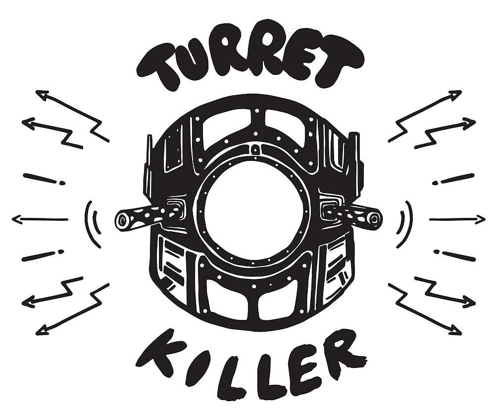 B17 Ball Turret Killer by 88thcompany