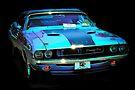 Challenger R/T - 1970 by John Schneider