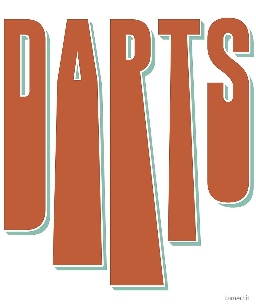 Dart Sport Disc 180 Bullseye by tamerch