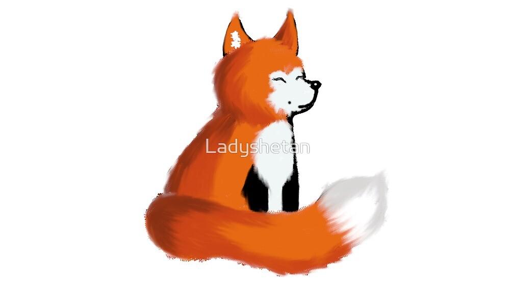 Fox by Ladyshetan