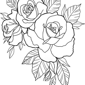 Three Roses by sweetink