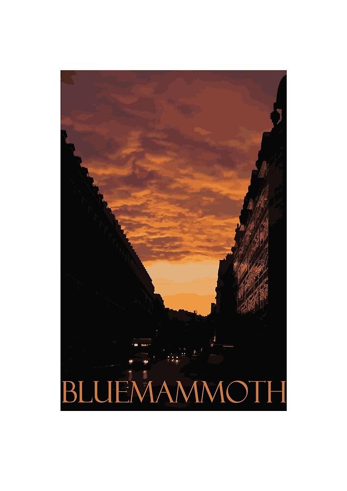 Paris BlueMammoth by BlueMammoth