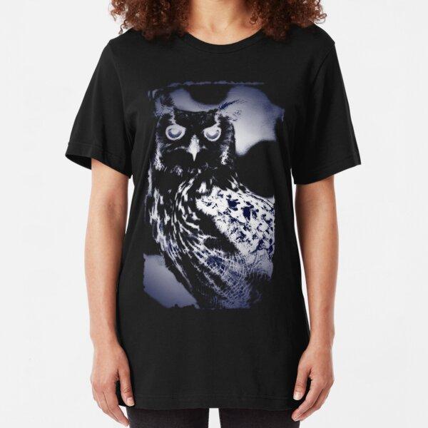 Owl Slim Fit T-Shirt