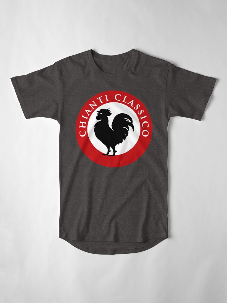 Alternate view of Black Rooster Chianti Classico Long T-Shirt