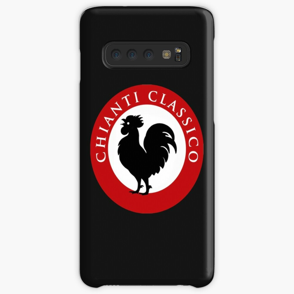 Black Rooster Chianti Classico Case & Skin for Samsung Galaxy