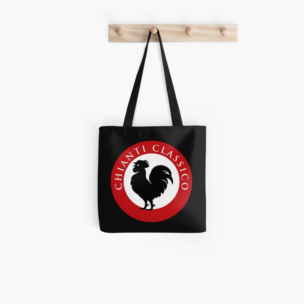 Black Rooster Chianti Classico Tote Bag