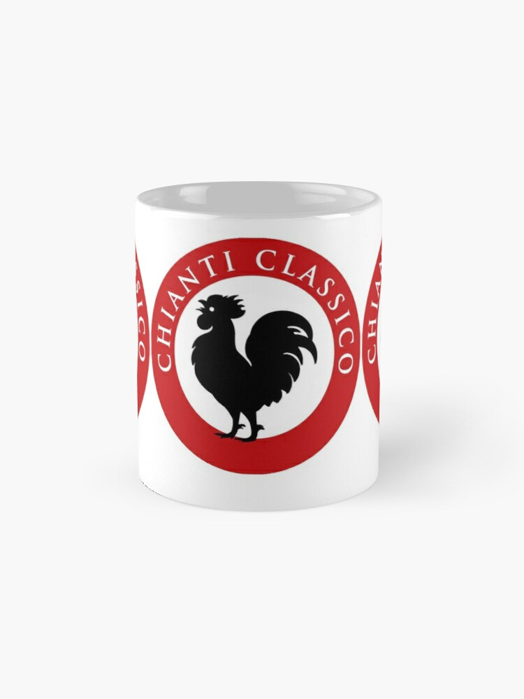 Alternate view of Black Rooster Chianti Classico Mug