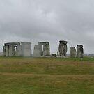 Stonehenge by WhiteDiamond