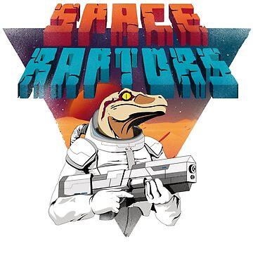Space Raptors by SemiCola