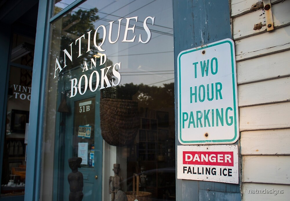 Antiques and Books by natmdesigns