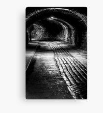 The Dark Arch Canvas Print