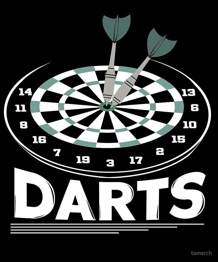 Dart Sport 501 180 disc by tamerch