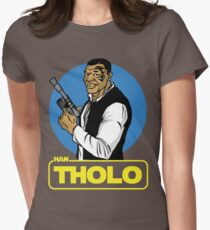 Han Tholo Women's Fitted T-Shirt