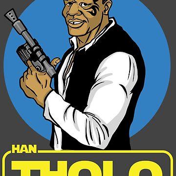 Han Tholo by DesignInkz