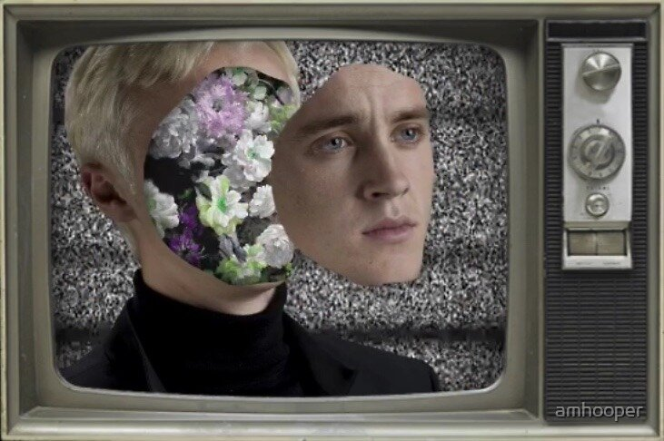 Draco Malfoy Aesthetic by amhooper