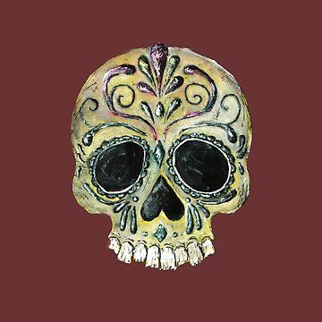 Mexican Skull by cmcewan