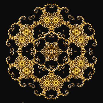 Mandala by Adracir