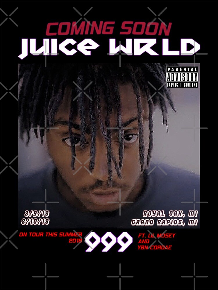 Juice WRLD Concert Coming soon by Bakslash