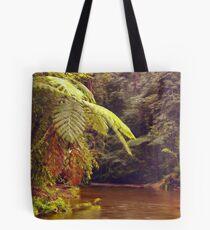 Majestic Rainforest Tote Bag