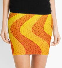 Oracle | Visionary art Mini Skirt