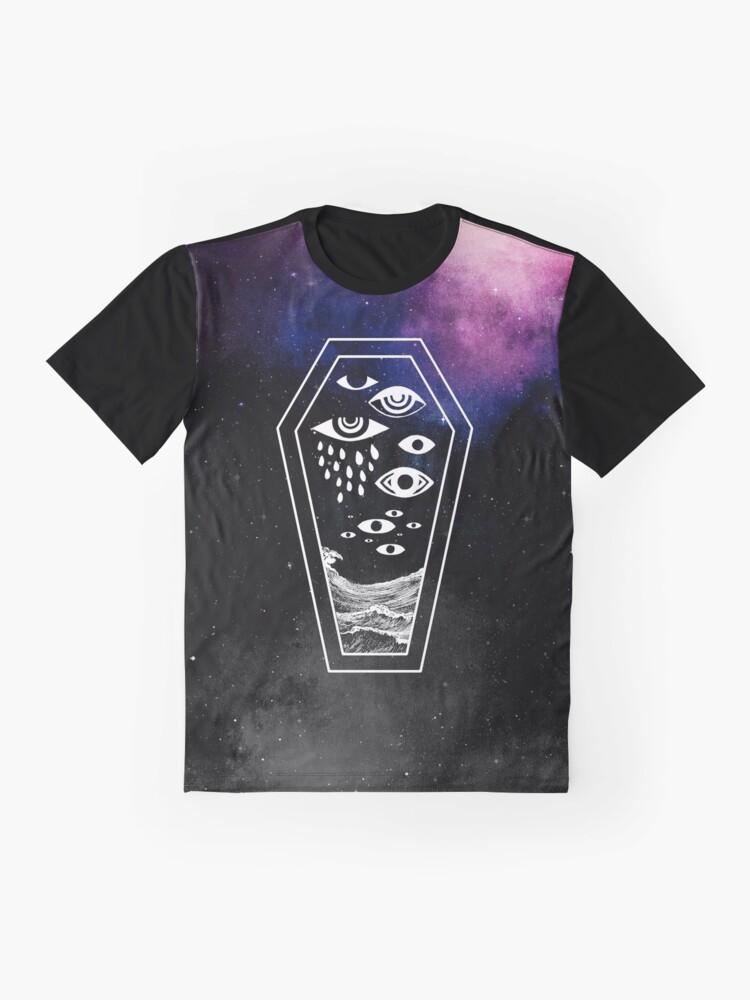 Alternate view of Rainwater Graphic T-Shirt