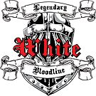 White - Legendary Bloodlines by TheCrazyBear