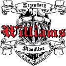 Williams - Legendary Bloodlines  by TheCrazyBear