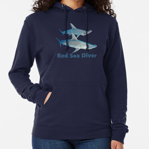 Red Sea Diver Lightweight Hoodie
