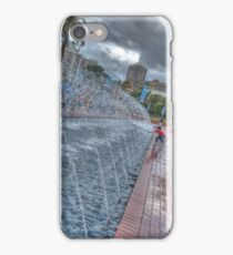 Wet, Wet Walk iPhone Case/Skin