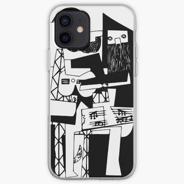 Pablo Picasso Three Musicians, 1921 iPhone Soft Case