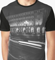 Night in Turin Graphic T-Shirt