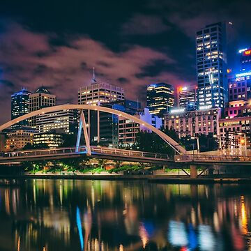 Colourful Cityscape by ea-photos