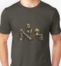 Machinarium's Jazz Band Unisex T-Shirt
