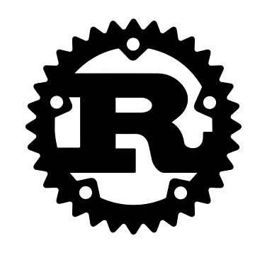 Rust sticker by coderman
